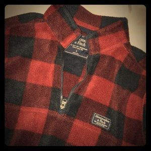 Men's Abercrombie and Fitch Flannel